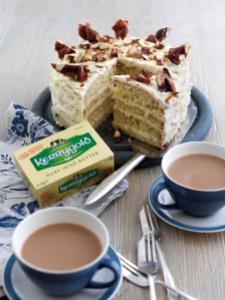 Rachel Allen Almond Brittle Cake